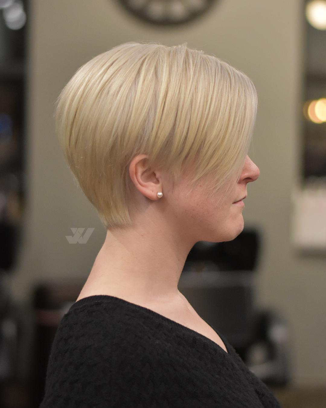 Best Pixie Haircut Chicago Jesse Wyatt Hairstylist